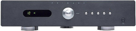 PRIMARE I21  Integrated Amplifier